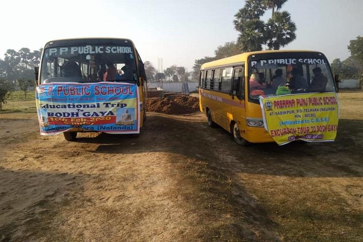 Prerna Punj Public School-Bus