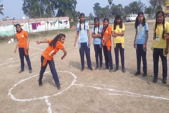 Prerna Punj Public School-Sports