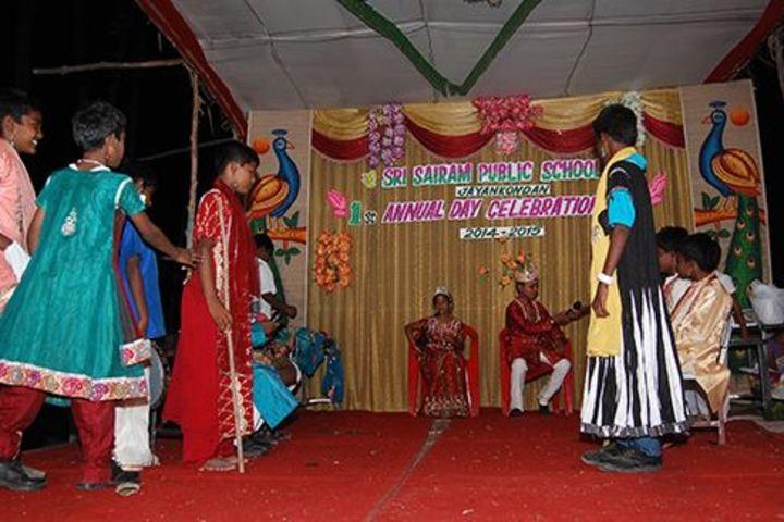 Sri Sai Ram Public School-Drama