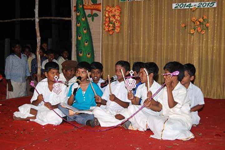 Sri Sai Ram Public School-Live Music