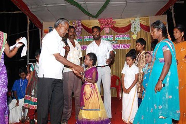 Sri Sai Ram Public School-Prize Distribution