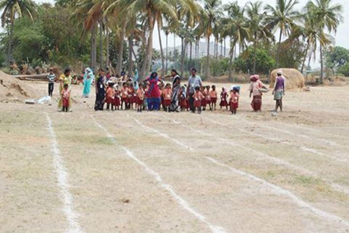 Sri Sai Ram Public School-Sports
