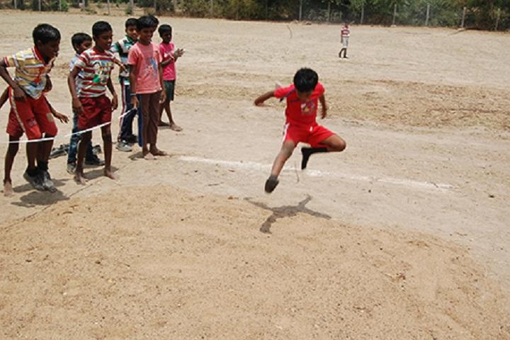 Sri Sai Ram Public School-Games