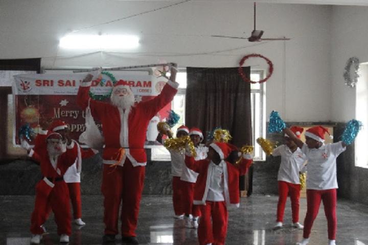 Sri Sai Vidyashram-Christmas