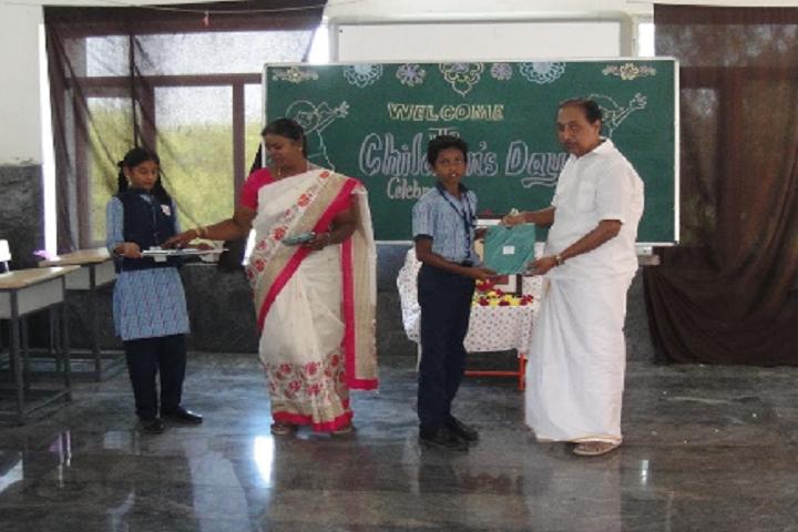 Sri Sai Vidyashram-Childrens Day