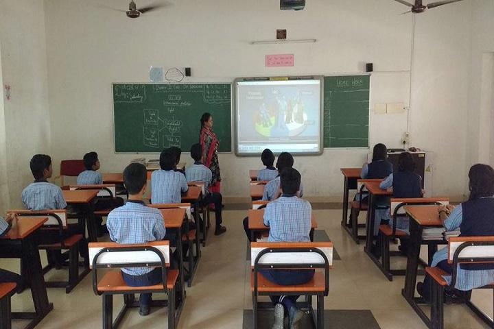 Sri Sai Vidyashram-Classroom