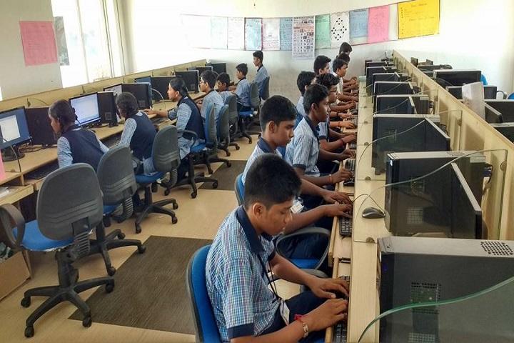 Sri Sai Vidyashram-Computer Lab