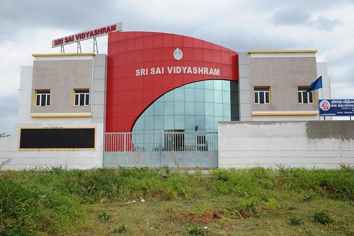 Sri Sai Vidyashram-Front View