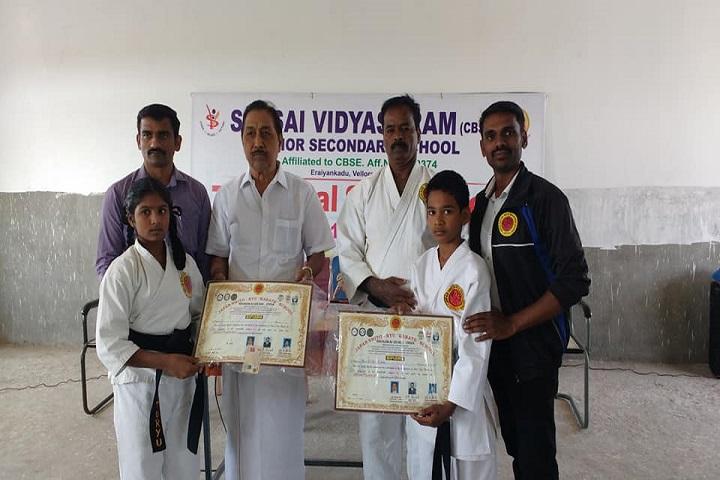 Sri Sai Vidyashram-Karate
