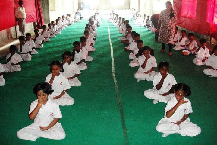 Sri Sai Vidyashram-Yoga