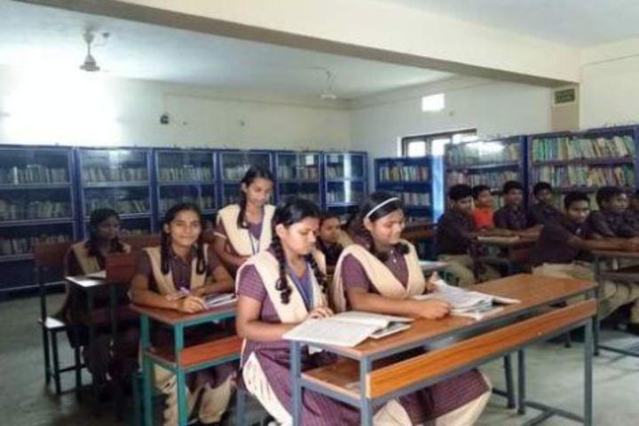 Carmel English School-Library