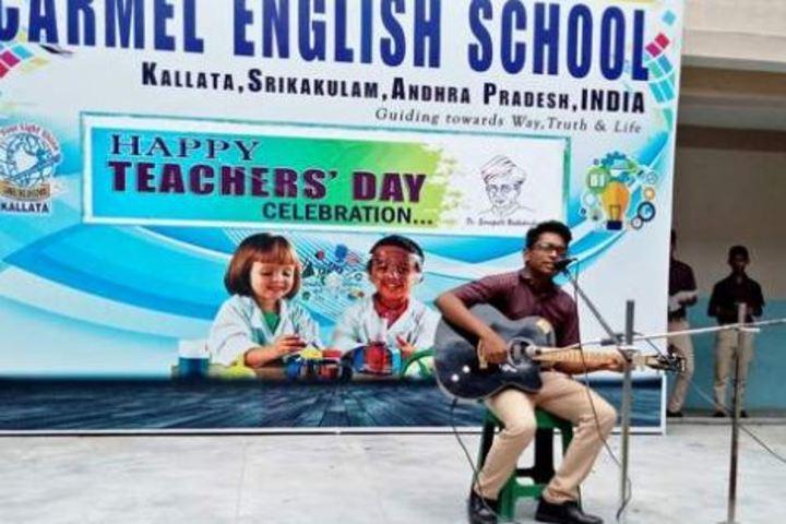 Carmel English School-Music