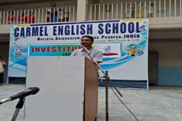 Carmel English School-Seminar