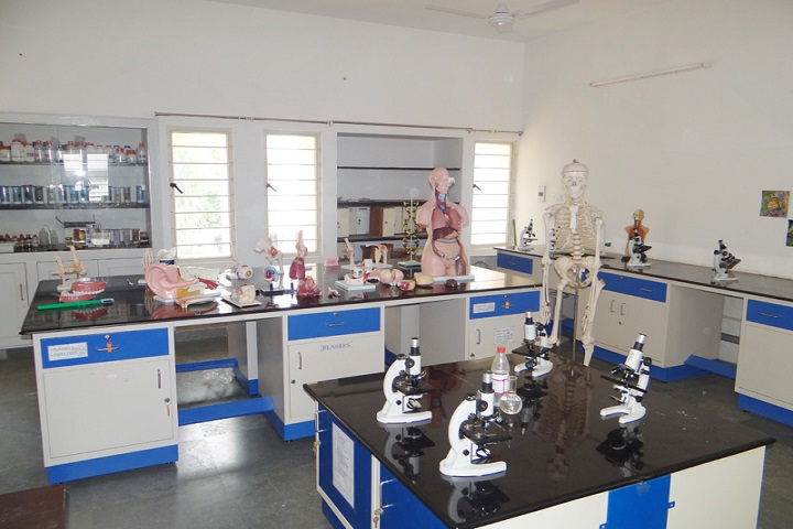 Sri Seshaas International Public School-Physics Lab