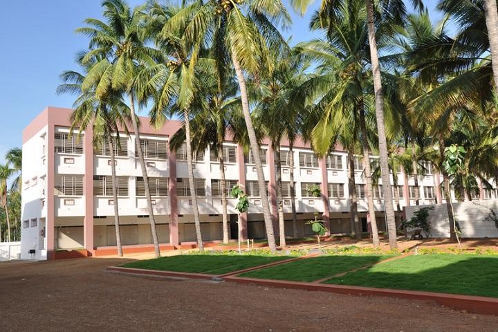 Sri Seshaas International Public School-Entrance