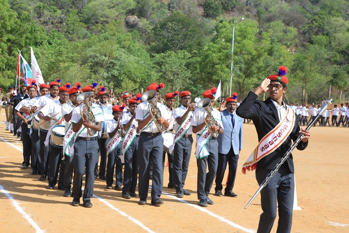 Sri Seshaas International Public School-Sports Day