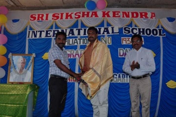 Sri Siksha Kendra International School-Kg Graduation