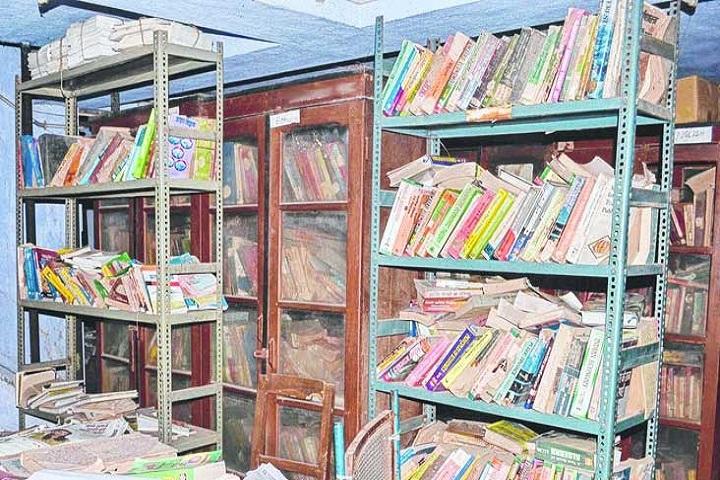 Sri Siksha Kendra International School-Library