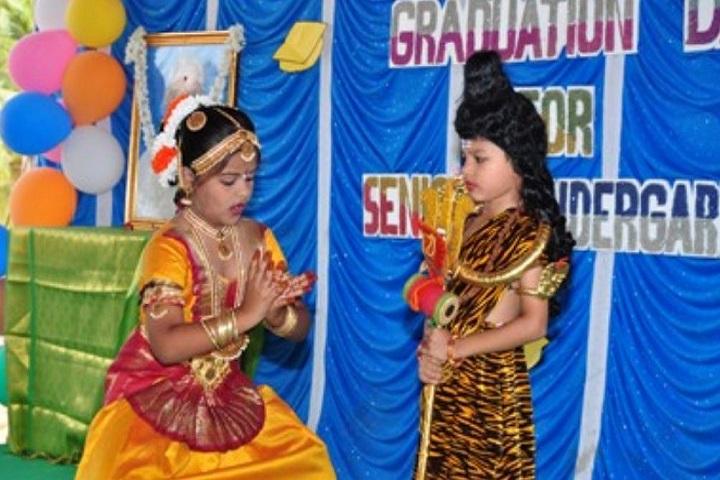 Sri Siksha Kendra International School-Skit
