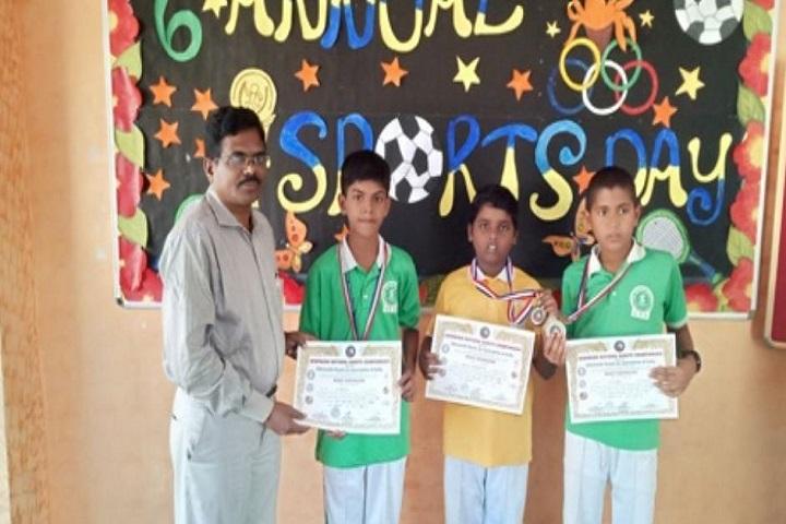 Sri Siksha Kendra International School-Sports Day