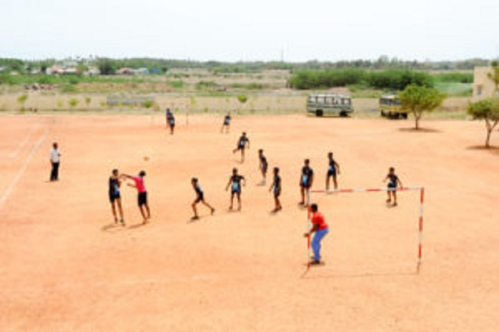 Sri Sivananda Balalaya-Play Ground