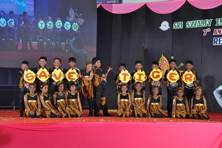 Sri Swamy International School-annual day