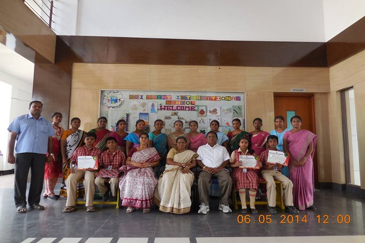 Sri Swamy International School-awards