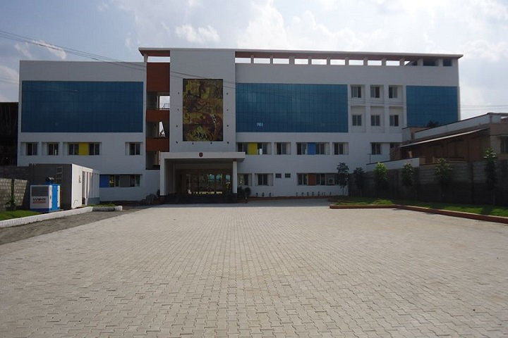 Sri Swamy International School-building