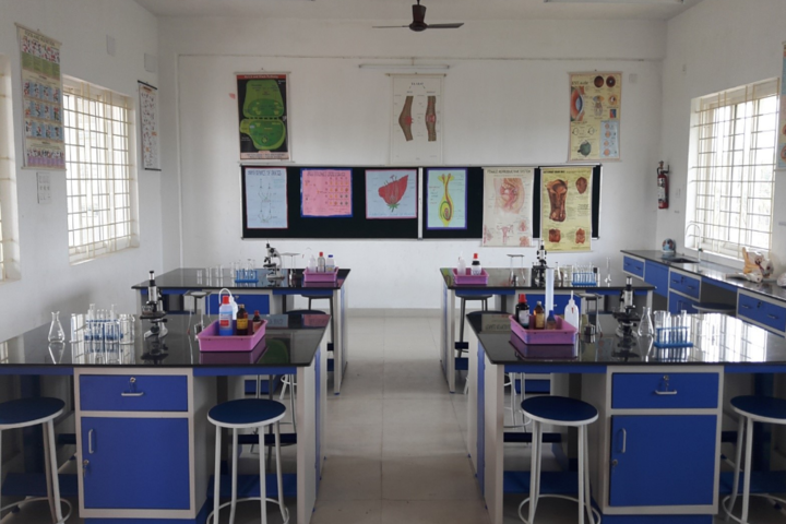 Sri Swamy International School-Biology-Lab