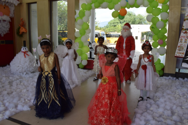 Sri Swamy International School-Christmas Celebrations