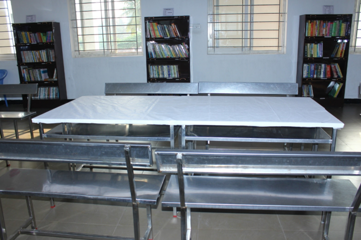 Sri Swamy International School-Library