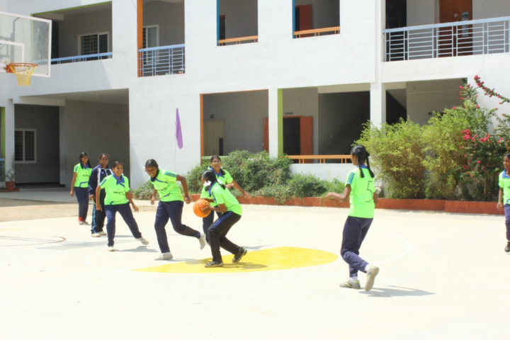 Sri Swamy International School-Sports-1