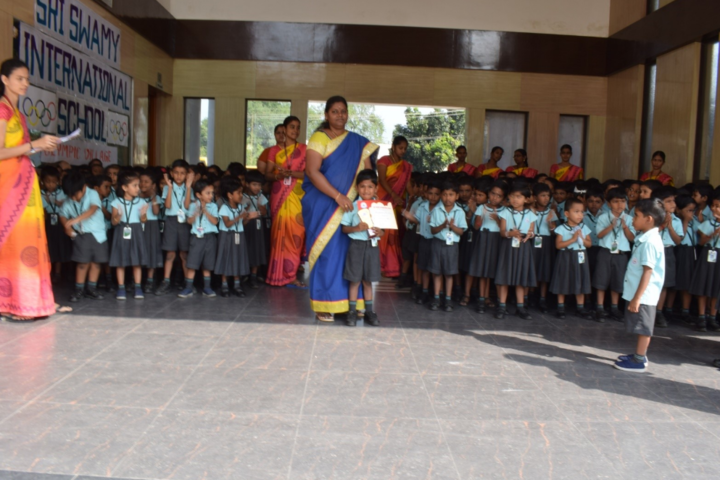 Sri Swamy International School-Students