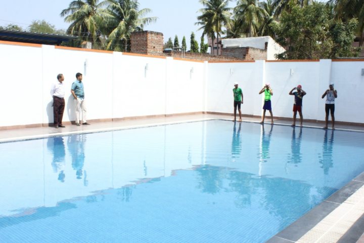 Sri Swamy International School-Swimming pool