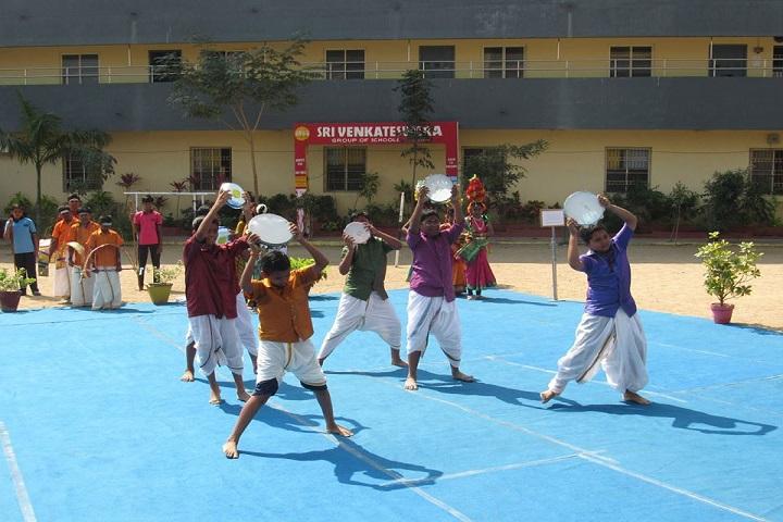 sri venkateswara vidhyalaya-dance