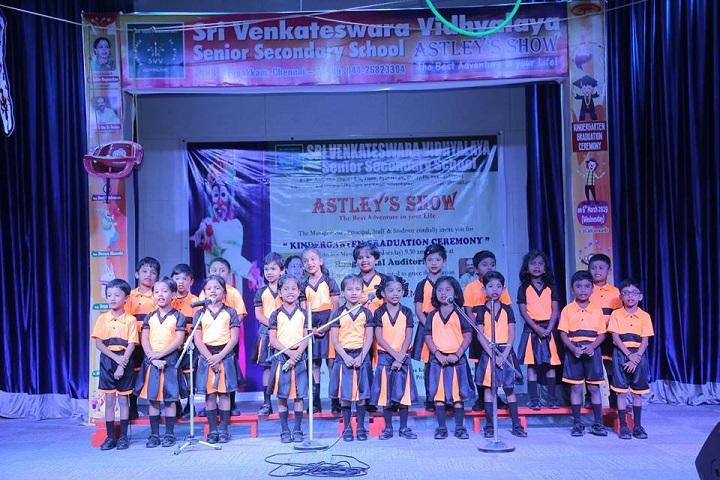 sri venkateswara vidhyalaya-kg graduation cermony
