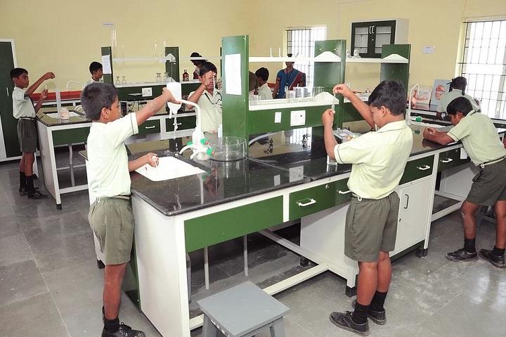 sri venkateswara vidhyalaya-lab