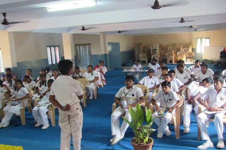 sri venkateswara vidhyalaya-youth leadership program