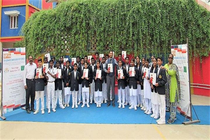 sri venkateswara vidhyalaya-youth leadership program1