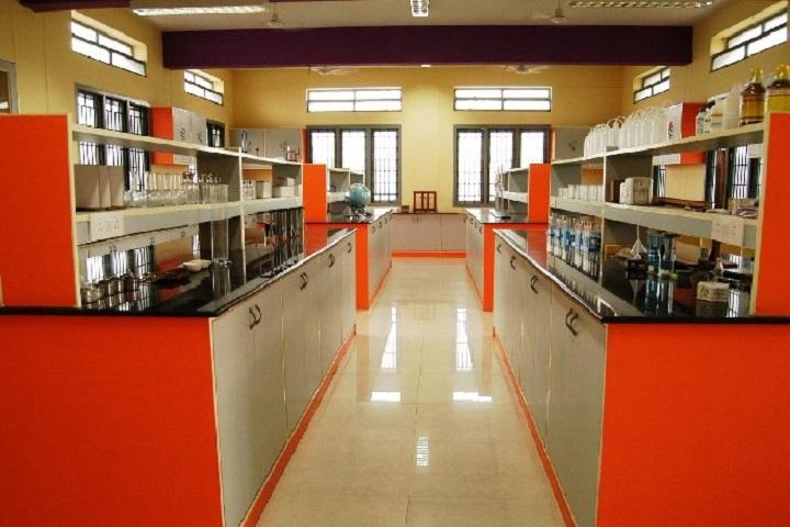 Sri Vidhya Academy International Residential School-Lab