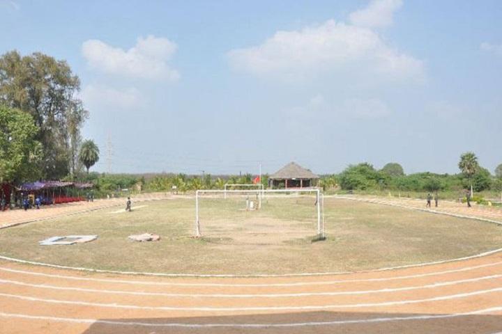 Sri Vidhya Academy International Residential School-Playground