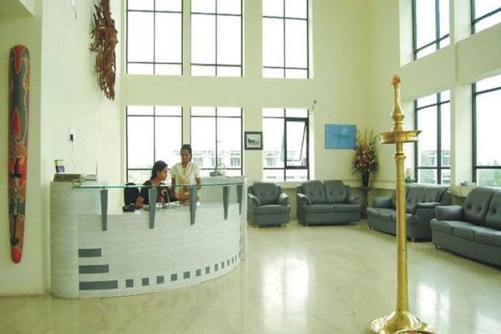 Sri Vidhya Academy International Residential School-Reception Area