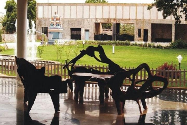 Sri Vidhya Academy International Residential School-Inner View