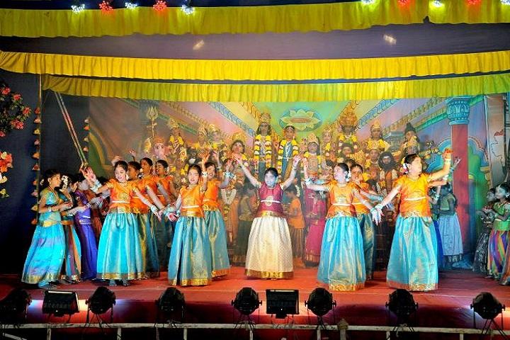 Sri Vidya Mandir Higher Secondary School-Annual Day