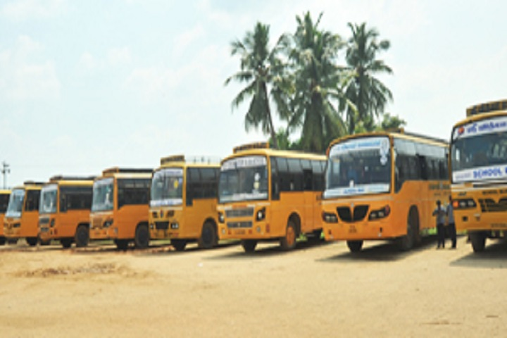 Sri Vidya Mandir Higher Secondary School-Transport