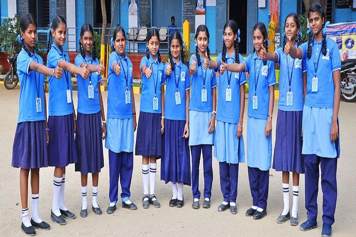 Sri Vidya Mandir Higher Secondary School-Students
