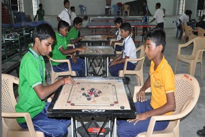 Sri Vidya Mandir Higher Secondary School-Indoor Games