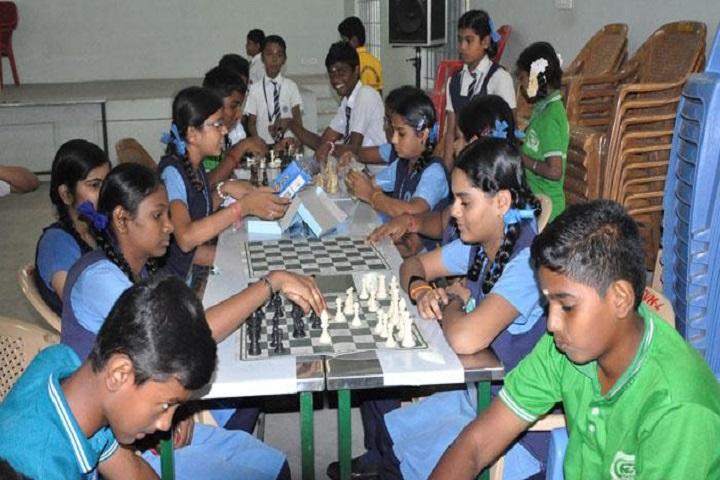 Sri Vidya Mandir Higher Secondary School-Chess