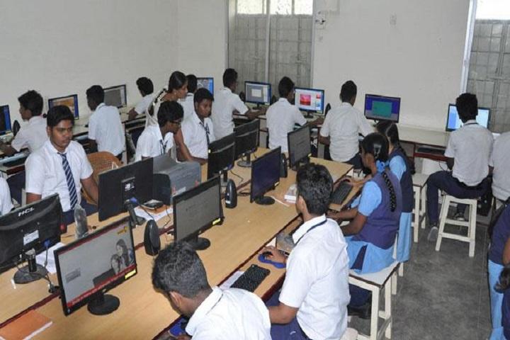 Sri Vidya Mandir Higher Secondary School-Computer Lab