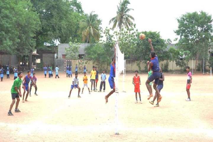 Sri Vidya Mandir Higher Secondary School-Sports